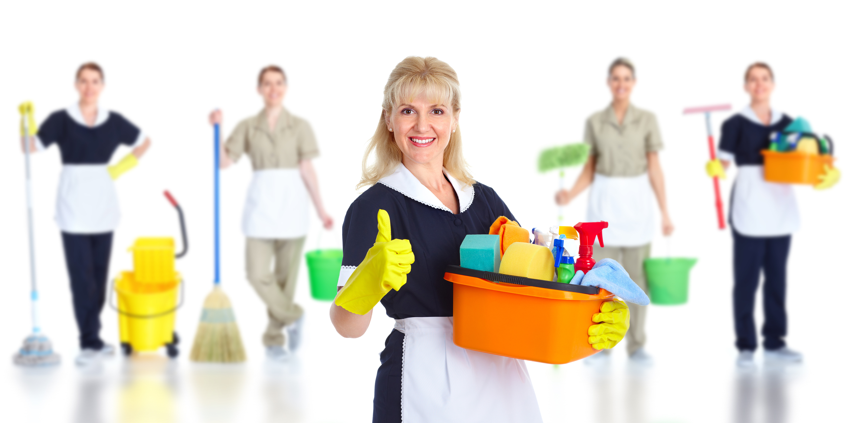 bigstock-Cleaner-maid-woman-Isolated-o-25427261